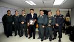 Región Policial de Lima destaca la labor de Alcalde de Santiago de Surco en fortalecer la lucha contra la delincuencia