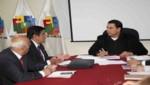 Presidente Javier Alvarado anuncia entrega de ambulancias y toretes Brown Swiss en la provincia de Canta