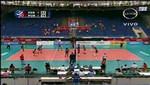 Perú se impuso 3-1 a Puerto Rico y conquista su primer triunfo en el Mundial Juvenil de Vóley