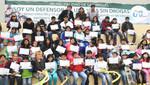Municipalidad de San Miguel y CEDRO iniciaron campaña contra el consumo de drogas