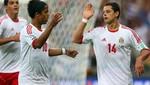 México se despidió de la Copa Confederaciones 2013 con un triunfo ante Japón por 2-1