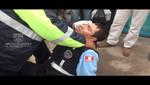 Serenos de Surco resultó herido en persecución a temibles raqueteros