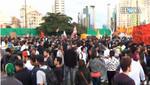 Masivo apoyo de los brasileños a las protestas: Encuesta de Ibope revela que 75 de cada 100 las apoya