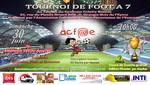 Tournoi de Foot a 7: Estadio Colette Besson, en la ciudad de Courcouronnes, Francia