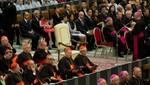 Papa Francisco no asiste a concierto en su honor