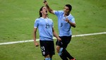 Brasil sudó frio ante Uruguay pero clasifica a la final de la Copa Confederaciones