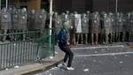 Chile: Policía desaloja los liceos que son ocupados por manifestantes