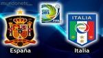 Copa Confederaciones 2013: España vs Italia EN VIVO