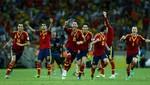 España derrota a Italia en tanda de penales (7-6) y enfrentará a Brasil en final de Copa Confederaciones
