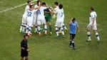 Italia derrota a Uruguay tras tanda de penales y  conquista el tercer lugar en Copa Confederaciones