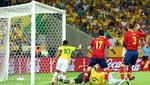 Brasil se impuso 3-0 a España y conquista su tercera Copa Confederaciones consecutiva