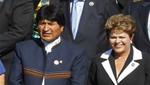 Dilma Rousseff expresó su rechazo e indignación por el ultraje de Francia, Portugal e Italia a Evo Morales