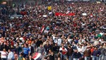 Israel al pendiente de los acontecimientos en Egipto