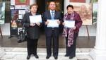 Rinden homenaje a maestros con más de 50 años de servicio