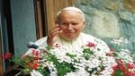 Papa Francisco canonizó a Juan Pablo II