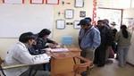 590 autoridades municipales serán sometidas hoy a revocatoria en un total de 124 municipalidades distritales de todo el país