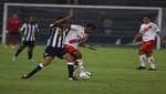 Alianza Lima arrancó tan solo un empate 2-2 frente al José Gálvez en Chimbote