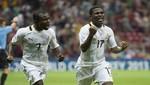 [Video] El gol de Assifuah de Ghana que eliminó a Chile del Mundial Sub 20 de Turquía