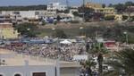 Papa Francisco denunció en Lampedusa la 'globalización de la indiferencia' ante el drama de los inmigrantes