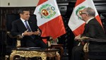 Entrevista al Presidente Ollanta Humala Tasso, realizada por el periodista José María Salcedo para RPP Noticias