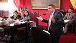 Concejo Metropolitano de Lima desestimó pedido de vacancia contra regidor Jaime Salinas