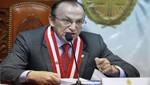 José Peláez Bardales estima que el informe sobre las cuentas del ex presidente Alan García estará listo dentro de un mes y medio