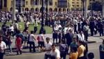 INEI: Población peruana asciende a 30 millones 475 mil personas