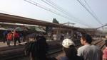 Francia: Ocho muertos tras el descarrilamiento de un tren