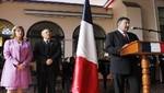 Embajada de Francia hará entrega del Premio de Derechos Humanos 'Javier Pérez de Cuellar' este domingo 14 de julio en la Plaza Francia