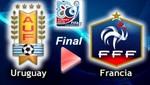 Mundial Sub 20 Turquía 2013: Uruguay vs. Francia [EN VIVO]