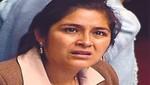 Ex congresista Nancy Obregón fue detenida por efectivos de la Dirandro