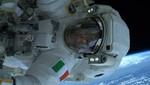 Caminata espacial fue abortada por una fuga en el casco de un astronauta [VIDEO]