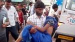 India: 22 niños murieron por intoxicación en una escuela
