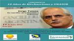 Otra Mirada: Invitación a Conferencia '10 años de Kirchnerismo y UNASUR'