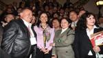 Docentes nominados a Palmas Magisteriales visitaron Palacio de Gobierno