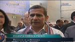 Ollanta Humala pide a Pilar Freitas y Rolando Souza que den 'un paso al costado'