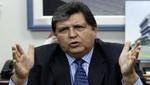 Alan García: 'Solo queda anular la decisión tomada' en torno a la elección de miembros del Tribunal Constitucional y de Defensora del Pueblo