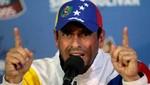 Capriles: el chingo y el sin nariz