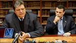 """Alan García se refirió a Henrique Capriles como el 'Presidente electo de Venezuela""""."""
