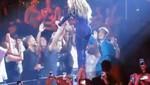 Fan de Beyoncé se desmaya cuando la cantante toma su mano (VIDEO)