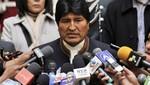 Evo Morales denuncia que la OTAN pretende invadir pueblos para sacar al imperio de su crisis