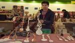 El Arte de las Cucharas Talladas en 'Ruraq Maki, hecho a mano'