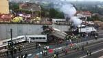 España: La cifra de muertos en choque de tren asciende a 78 personas [VIDEO]