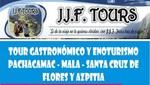 Tour Gastronómico y Enoturismo: Pachacamac, Mala, Santa Cruz de Flores, Azpitía