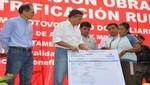 Distritos de Piura se benefician con energía obtenida por sistema fotovoltaico