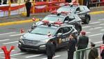 En dos semanas saldrán a las calles los nuevos patrulleros inteligentes