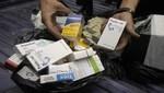 Sancionarán con cárcel efectiva a los que comercialicen medicamentos ilegales