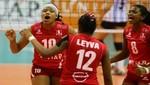 Mundial de Vóley Tailandia 2013: Perú perdió ante China por 3-2