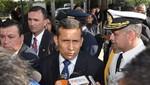 Presidente Ollanta Humala asiste a ceremonia por el 477 aniversario de la fundación de Lima