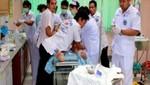 Tailandia: Más de 25 turistas fueron internados tras inhalar cloro tóxico